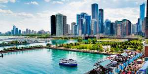 £248 & up – Direct flights to Chicago from London (return) Norwegian via travelzoo