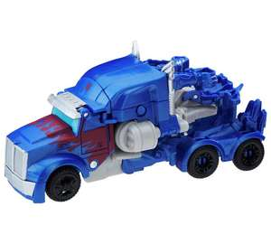 Transformers 1-Step Turbo Changer Optimus Prime £9.49 at Argos