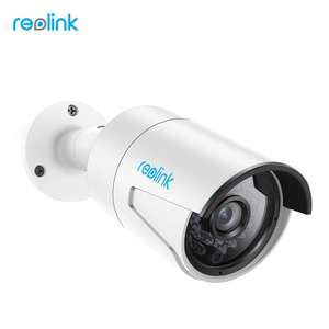 Reolink RLC 410/420 POE 4MP IP Camera £33.81 @ Reolink via AliExpress