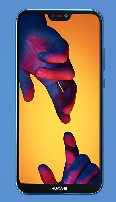 Huawei P20 Lite at £329 Carphone Warehouse