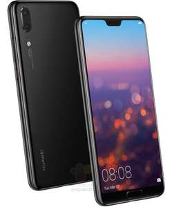 Huawei P20, Black. 16gb data, unlimited calls and texts £35 a month (24 months = £849 total) on Vodafone - £9 upfront for phone. Plus Free Bose headphones with Huawei P20