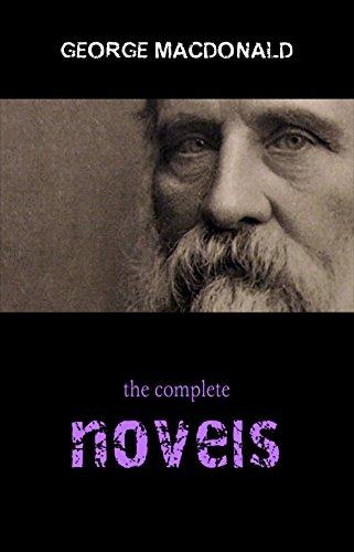 free kindle book - George MacDonald complete novels @ Amazon
