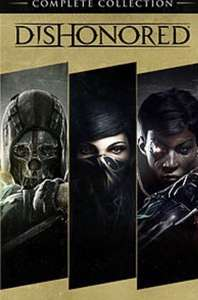 Dishonored complete collection £32.50 @ Microsoft