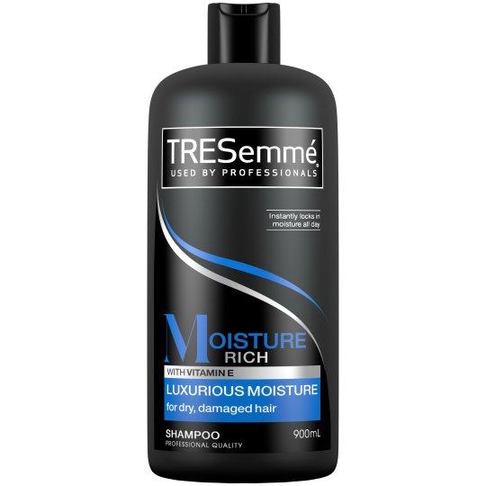 Tresemme Moisture Rich Luxurious Shampoo 900Ml - £2.75 @ Tesco
