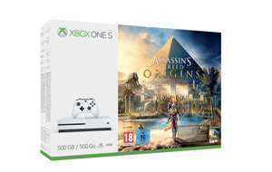 Xbox One S 500GB Assassins Creed Origins £199.85 @ Shopto