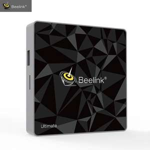 Beelink GT1 Ultimate TV Box Amlogic S912 Octa Core CPU Android 7.1 Media Player 3G RAM 32G ROM Set Top Box 2.4/5GHz WiFi £48.97 with coupon @ E-Life Store / Aliexpress