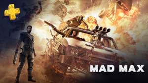 Now live - April's PlayStation Plus Titles (Mad Max / Trackmania Turbo...& more)