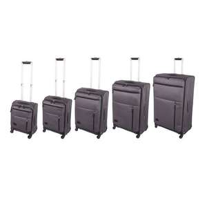 4 wheel Firetrap Soft Case Set of 5 suitcases £94.99 / £99.98 delivered @ Sports direct