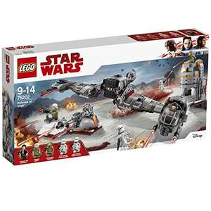 LEGO Star Wars - Defense on Crait - 75202 - £59.99 [Amazon Prime | RRP £74.99