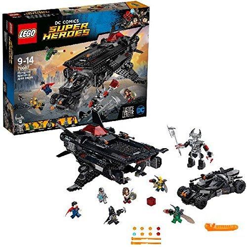 DC Comics Lego Super Heroes 76087 Justice League Flying Fox: Batmobile Airlift £62.99 [Amazon Prime | RRP £99.99]
