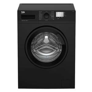 Beko WTG820M1B A+++ 8kg 1200 Spin Washing Machine in Black - with £20 code - £199 @ Co-Op Electrical