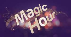Just eat magic hour 28/03/18 get code 5-6pm use up til midnight