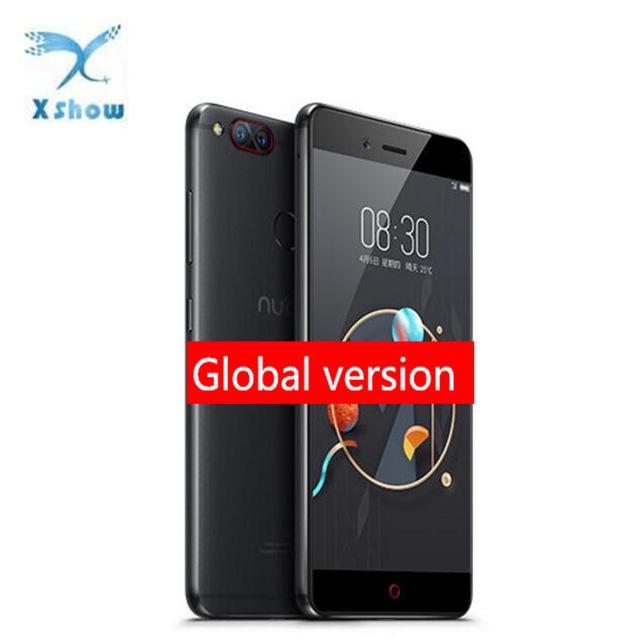 Global Version ZTE Nubia Z17 Mini - Snapdragon 652/4GB RAM/BAND 20 - £122.37 - Ali Express (X SHOW Store)