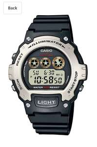 Casio Collection W-214H-1AVEF Watch for £13.99 delivered @ 7dayShop