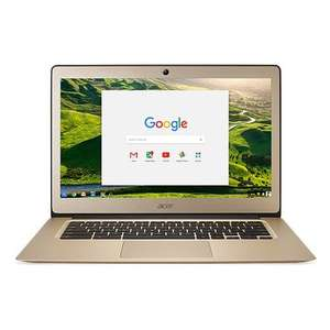 Acer Chromebook CB3-431 GOLD 10% off code EASTER30 - £239 @ Acer