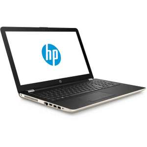 "HP 15-bs092na 15.6"" Laptop 1080p/1TB/quad core/4GB RAM - £299 @ AO"