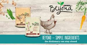 200 fantastic cat owners who would love to try new BEYOND® food for cats.