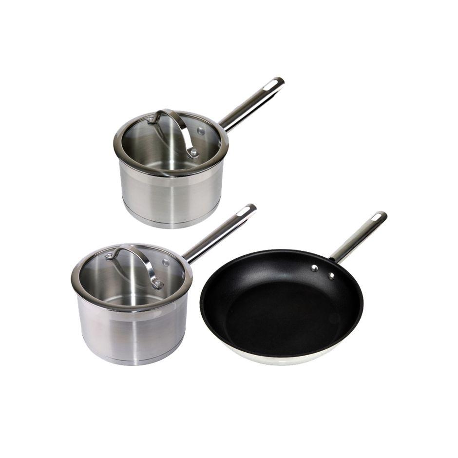 Denby 3 pan set - £69.50 @ ecookshop