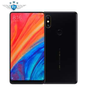 Pre-sale Xiaomi Mi Mix 2S 6GB 64GB 5.99'' Full Screen Smartphone Snapdragon 845 Ceramic Body Dual 12MP Camera Wireless Charging £440.09 @ Eternal Team AliExpress (now with free earphones)