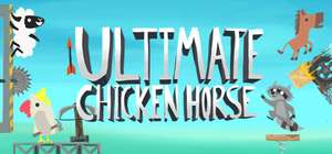 Ultimate chicken horse on steam - £7.25