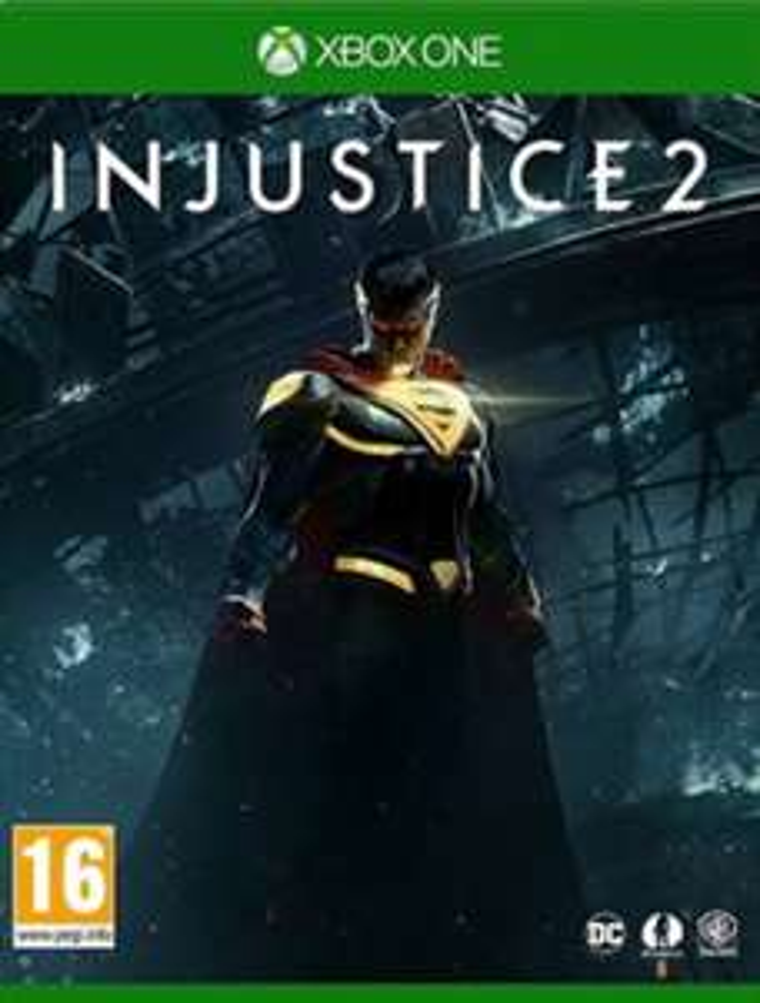 Injustice 2 (Xbox One) - £17.99 @ BASE