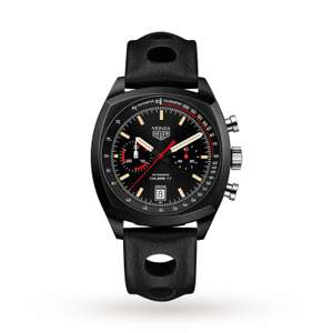 Heuer Monza 40th anniversary edition at Goldsmiths for £3150