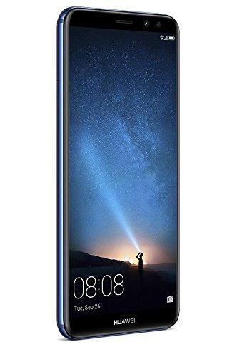 (Pre order) Huawei Mate 10 Lite 64 GB SIM-Free Smartphone - Aurora Blue @ amazon