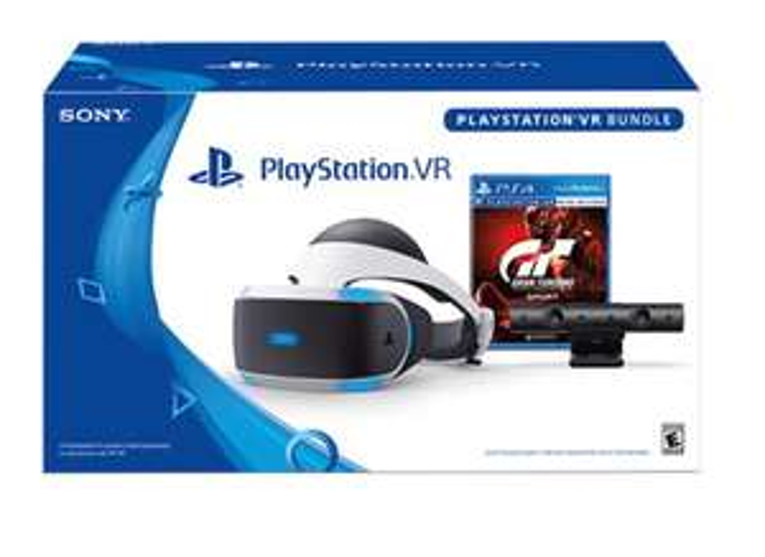 Sony PlayStation VR Gran Turismo Sport Bundle - £199.99 @ Eglobalcentral