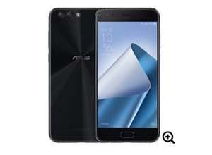 Asus Zenfone 4 ZE554KL 6gb ram 64GB Dual Sim 4G TW Spec SIM FREE/ UNLOCKED - Midnight Black - £281.99 @ eGlobal Central