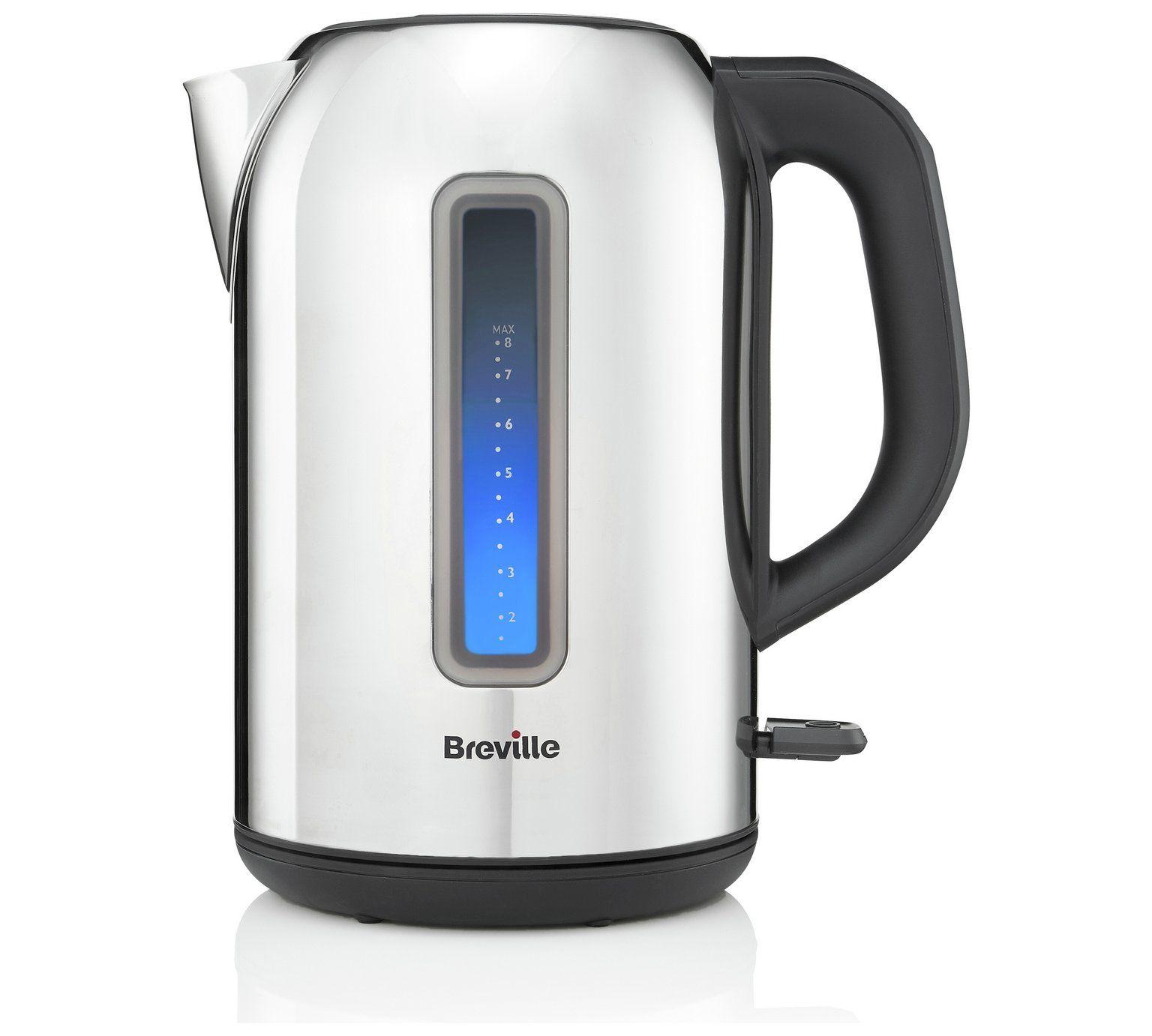 Breville S/Steel 1.7ltr rapid boil kettle. 1/2 price, now £19.99 @ Argos