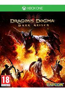Dragons Dogma Game Xbox Xbox One discount offer
