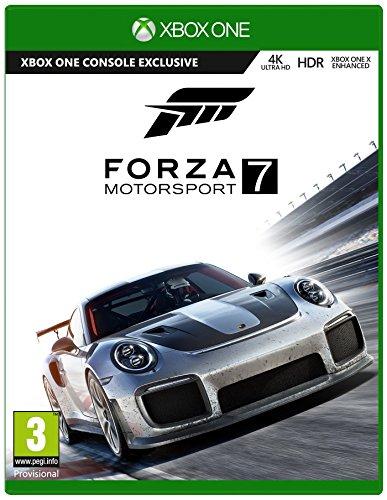 Forza 7 XBOX One - £18.90 (Prime) £21.89 (Non Prime) @ Amazon