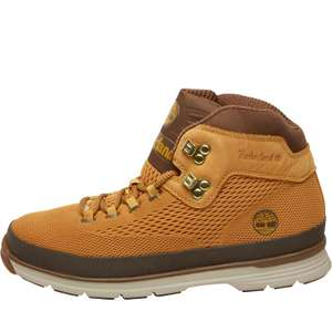 Timberland Mens Euro Hiker Spacer Boots Wheat £49.99 + 4.49 Delivery @ MandM Direct