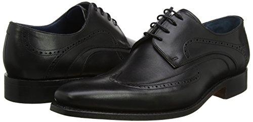 Barker Men's 'Pitt' Derbys black (size 11) @ Amazon