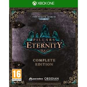 Pillars of Eternity: Complete Edition (Xbox One) £17.49 @ 	365games