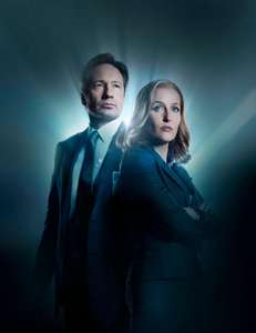 X-Files 2-Movie Collection HD £7.99 @ itunes