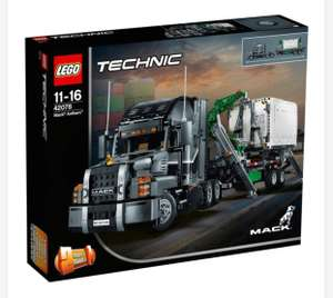 Lego 42078 Technic Mack Anthem Truck £111.99 at  Smyths Toys