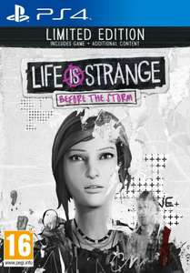 Life Is Strange: Before The Storm Ltd Ed PS4 Game £20.49 at Argos