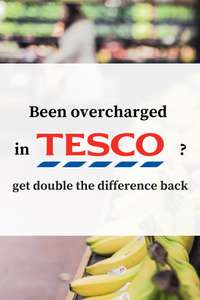 Tesco: misprice gets you Double The Difference refund, I got 24x Diet Coke for £3.00, 12.5p/ can