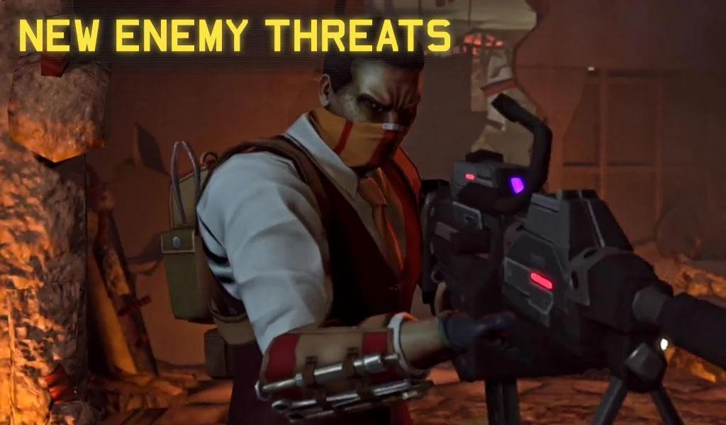 Xcom: Enemy Within £4.29 @ Google Play