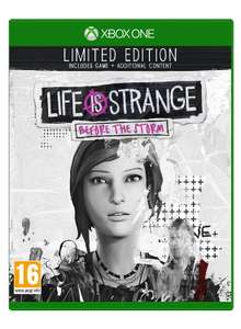 Life Is Strange: Before The Storm Xbox One Game £21.99 @ Argos
