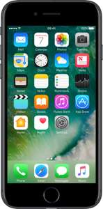 Iphone 7 32gb 4GB data unlimited texts and mins £23 per month + £100 upfront, possible £38 Quidco. Av £25.58pm after cashback - Mobiles.co.uk