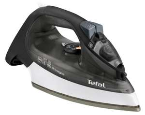 £30 off Tefal FV2560 Prima Easy Glide Steam Iron - Black at Ebuyer for £29.98