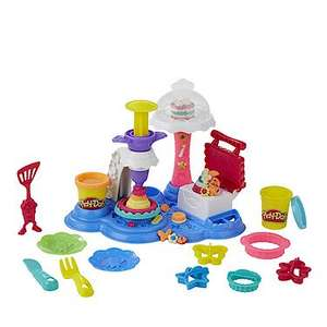 Play doh cake party playset £7 at The Entertainer