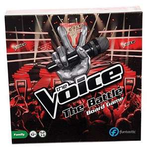 The voice - battle board game £5 at The Entertainer