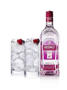 Greenall's Wild Berry Gin 70 cl £12 (Prime) / £16.75 (non Prime) at Amazon