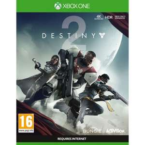 DESTINY 2, Xbox One now £11.95 delivered @ TheGameCollection