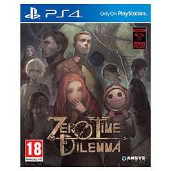 Zero Time Dilemma (PS4) £19.99/ The Sexy Brutale £9.99 (PS4) @ GAME