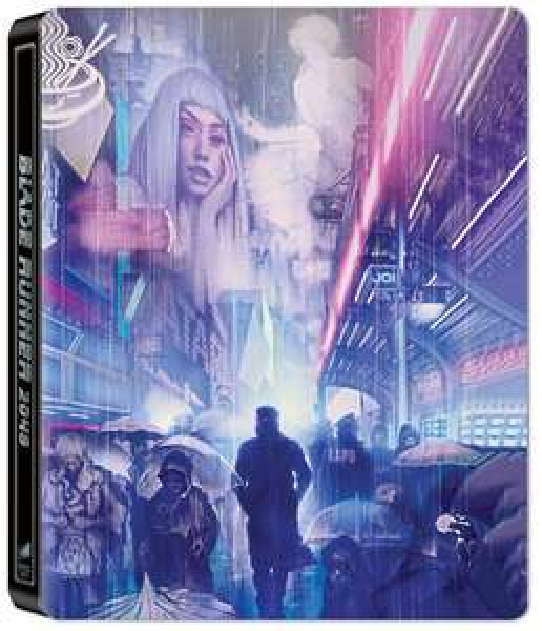 Blade Runner 2049 4K HMV exclusive steelbook (includes 4K, 3D etc) £29.99 HMV