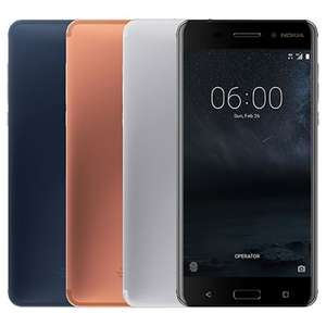 Nokia 6 (2017) CPW (Cheapest since Christmas) - £155.49 @ CPW